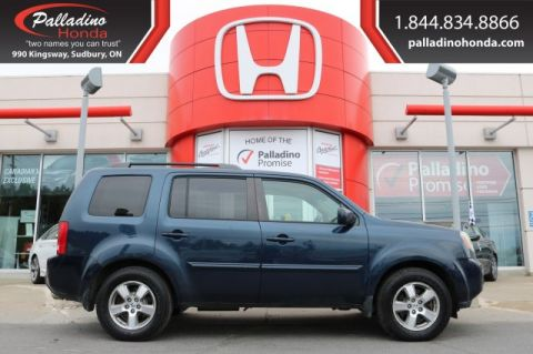 Pre-Owned 2010 Honda Pilot EX-L-SELF CERTIFY