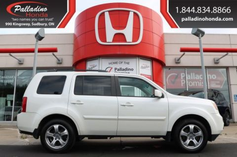 Pre-Owned 2014 Honda Pilot EX-L-THIRD ROW SEATS,ALL WHEEL DRIVE,BLUETOOTH