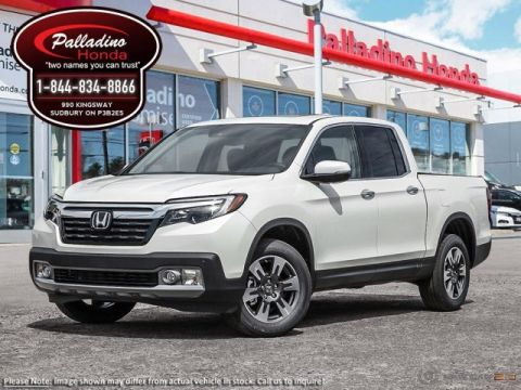 New 2018 Honda Ridgeline Touring