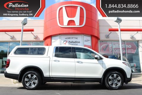 Pre-Owned 2017 Honda Ridgeline Touring-V-6 ALL WHEEL DRIVE,NAVIGATION,HEATED/COOLED LEATHER SEATS