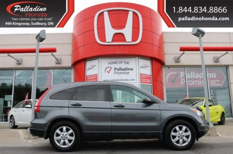 Pre-Owned 2010 Honda CR-V LX-SELF CERTIFY