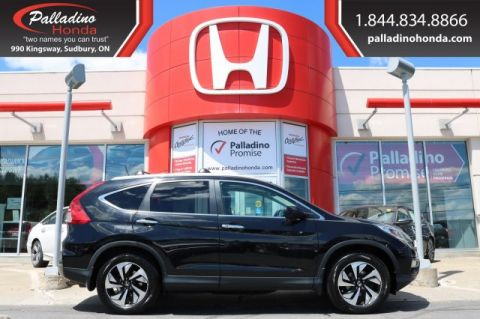 Pre-Owned 2015 Honda CR-V Touring - AWD, NAVIGATION, BLUETOOTH CONNECTION