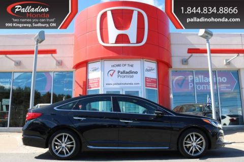 Pre-Owned 2016 Hyundai Sonata SPORT-2.0L,NAVIGATION,HEATED/COOLED SEATS