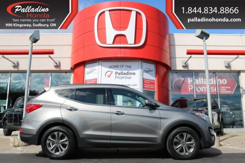 Pre-Owned 2016 Hyundai Santa Fe Sport SPORTB-HEATED SEATS,BLUETOOTH