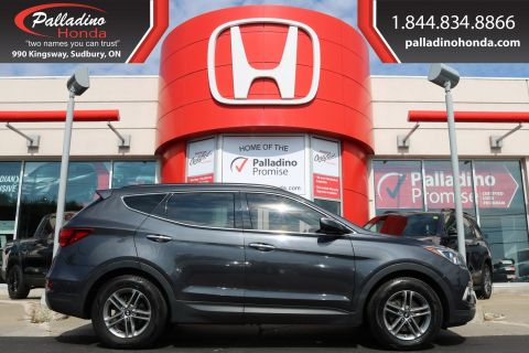 Pre-Owned 2017 Hyundai Santa Fe Sport SE-ALL WHEEL DRIVE,BACKUP CAMERA,PANORAMIC ROOF