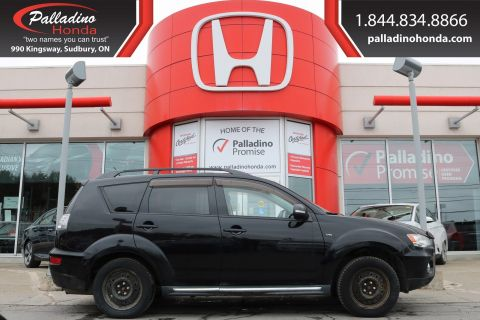 Pre-Owned 2011 Mitsubishi Outlander XLS-SELF CERTIFY