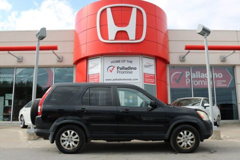 Pre-Owned 2005 Honda CR-V EX-SELF CERTIFY
