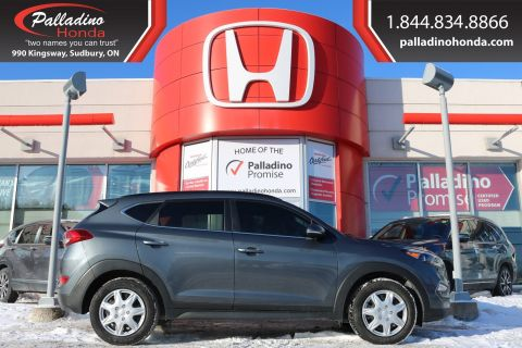 Pre-Owned 2016 Hyundai Tucson Luxury-ALL WHEEL DRIVE,NAVIGATION,LEATHER