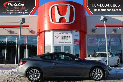 Pre-Owned 2015 Hyundai Genesis Coupe 3.8V-6 - LOW MILES - AMAZING SPORTS CAR RWD 2dr Car